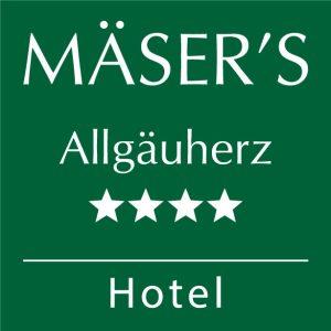 Logo MÄSER´s Allgäuherz Hotel
