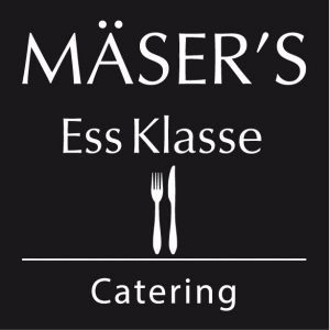 Logo: MÄSER´s Essklasse - Catering im Allgäu