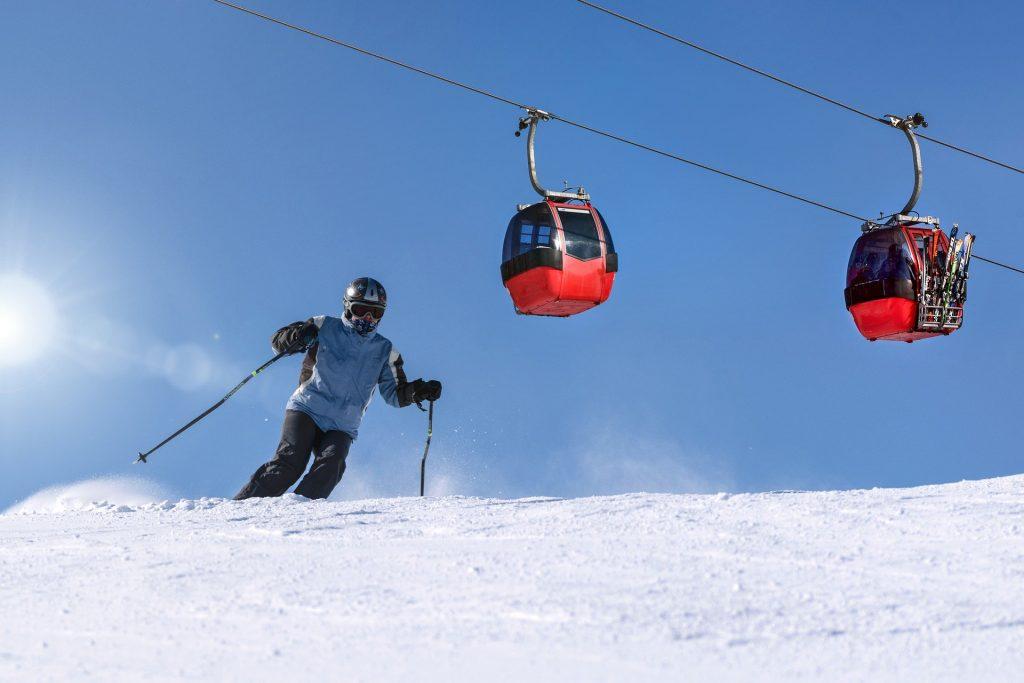 Skifahren im Allgäu - Wiggensbach